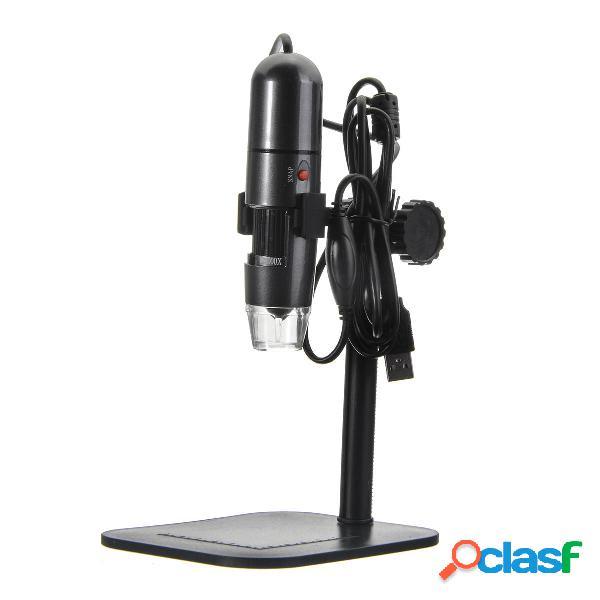 Endoscopio per microscopio digitale USB 8LED 1000X 10MP