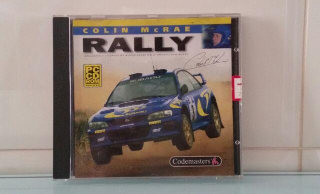 Gioco per PC CD ROM Colin McRae Rally Codemasters