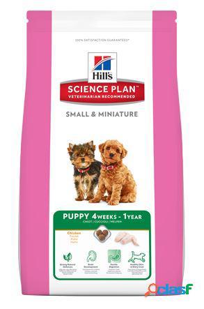 Hill's science plan small & mini puppy alimento per cuccioli