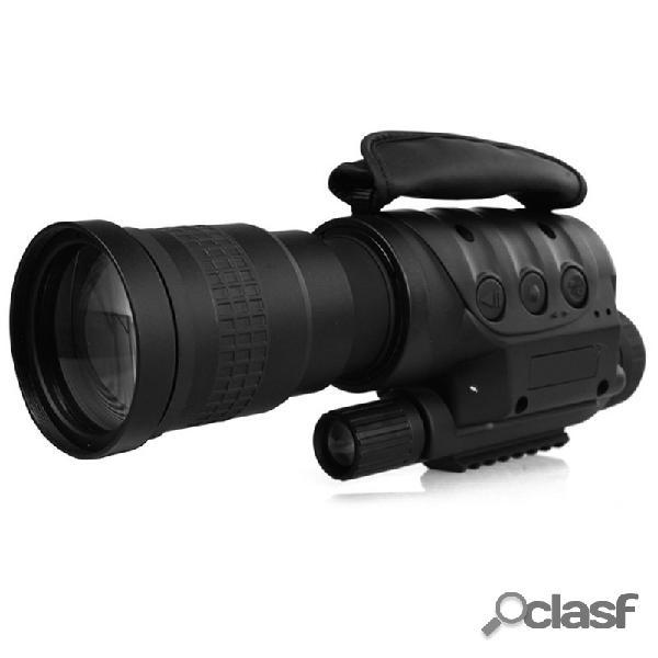 IPRee 4x40/8x60 Telescopio Monoculare Digitale con Visione