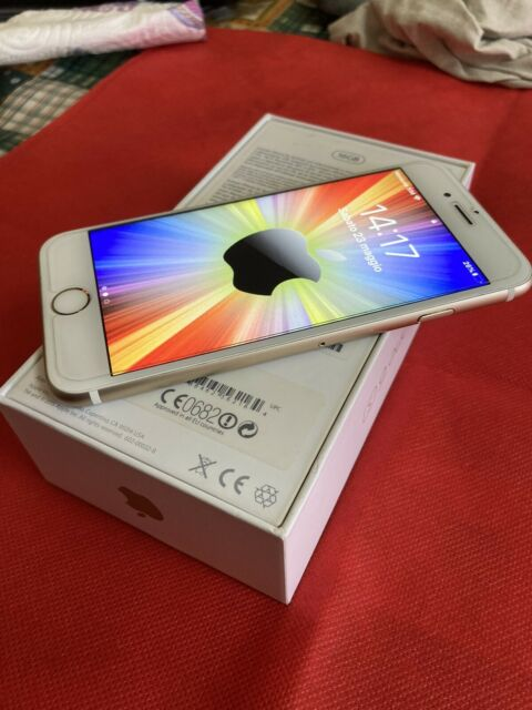 Iphone 6s 16gb. gold