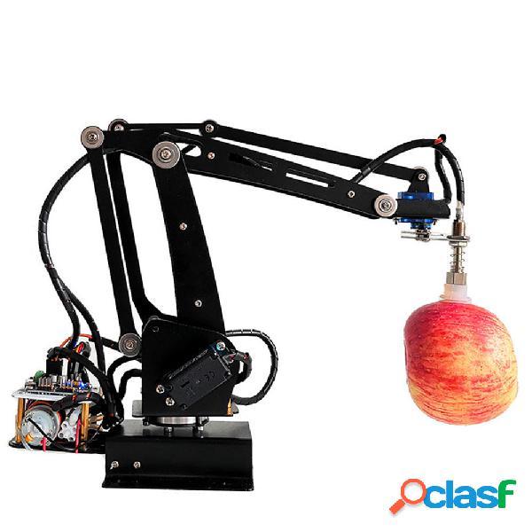 Kit educativo per braccio robotico pompa 4DOF fai da te con