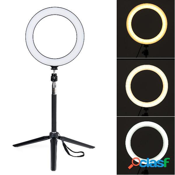 Kit luce LED per anello per selfie con supporto per