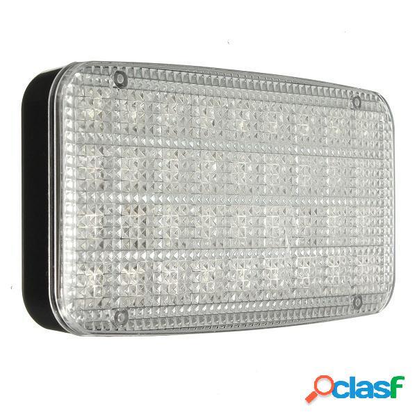 Lampada Bianca 12V 36 LED per Soffitto Tetto Interno per