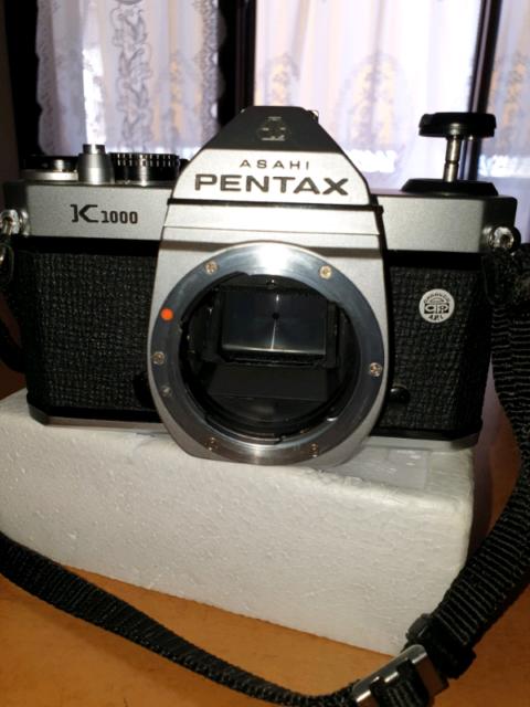 Macchina fotografica Pentax