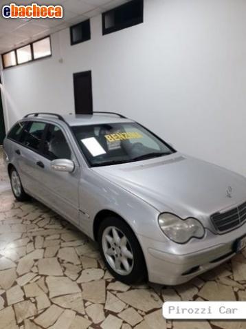 Mercedes classe c 180.…