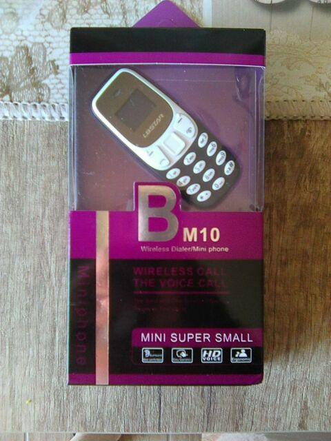 Mini telefono cellulare tascabile