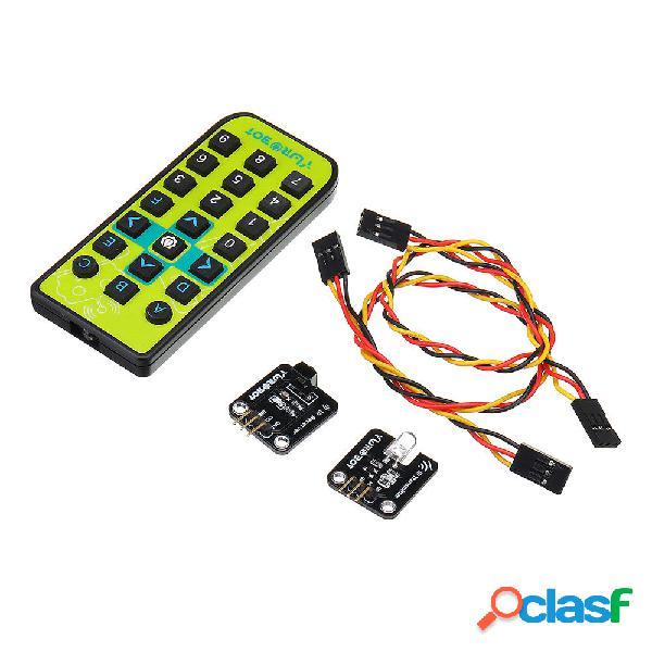 Modulo di controllo remoto a infrarossi MP3 remoto