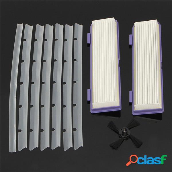 Nastri adesivi di ricambio 10 pezzi / filtri HEPA e chip