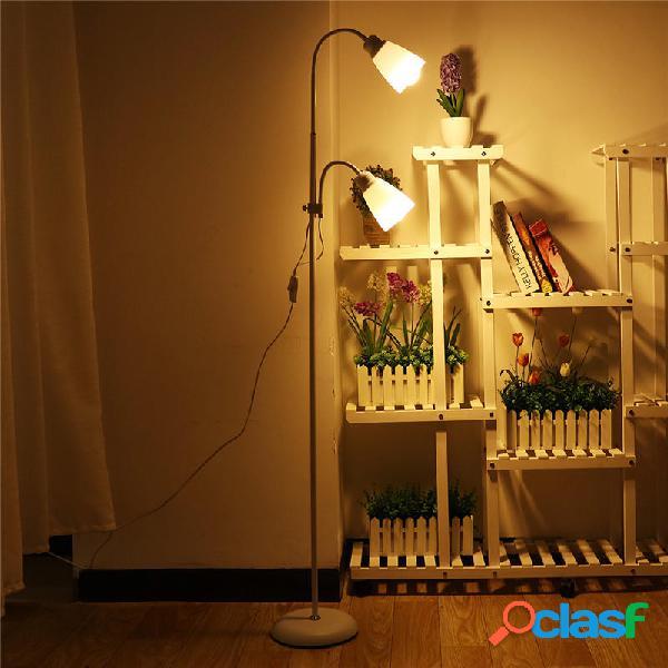 Piantana moderna lampada Lampada da tavolo a doppia testa