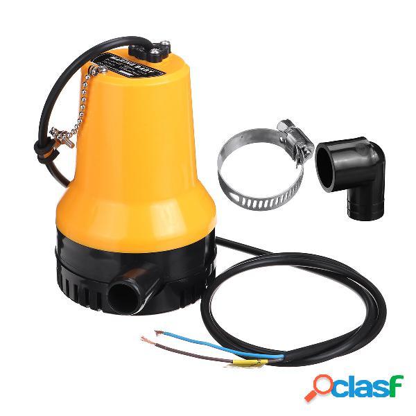 Pompa sommersa CC 12 / 24V CC Pompa a acqua supportata a
