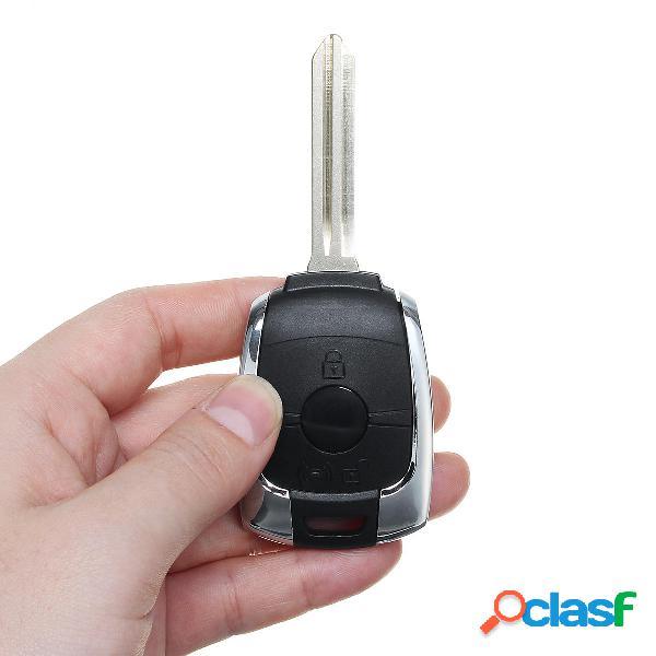 Portachiavi remoto con custodia a 2 pulsanti per custodia