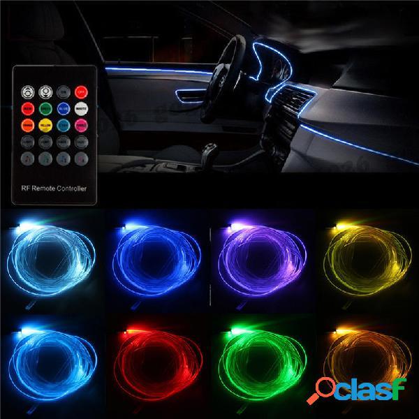 RGB LED Strip Light Filler Gap Decorazione Neon Interior