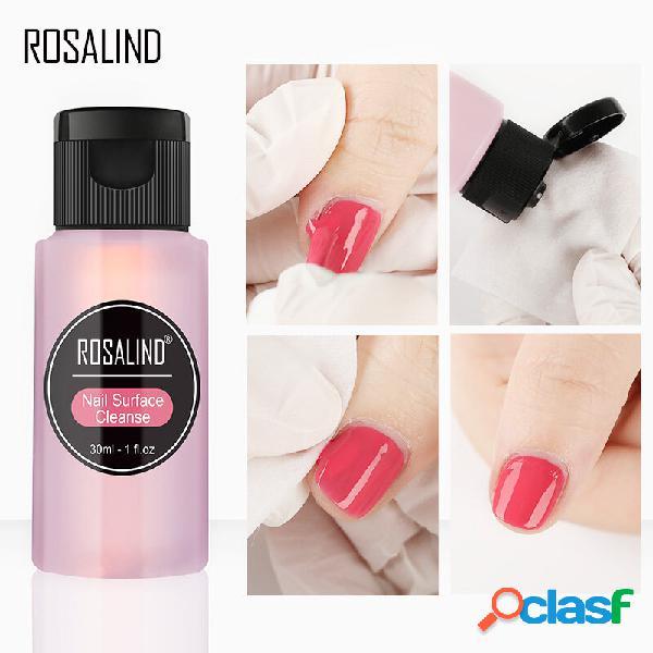 ROSALIND Detergente Chiodo Gel Sgrassante liquido per smalti