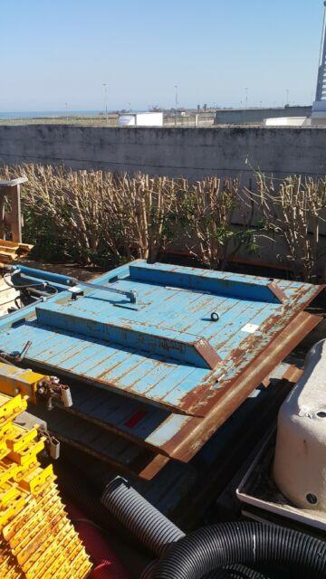 Rampe di carico complete di impianto idraulico