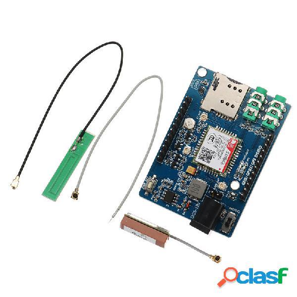 SIM868 GSM GPRS GPS Modulo 3 in 1 con supporto Antenna