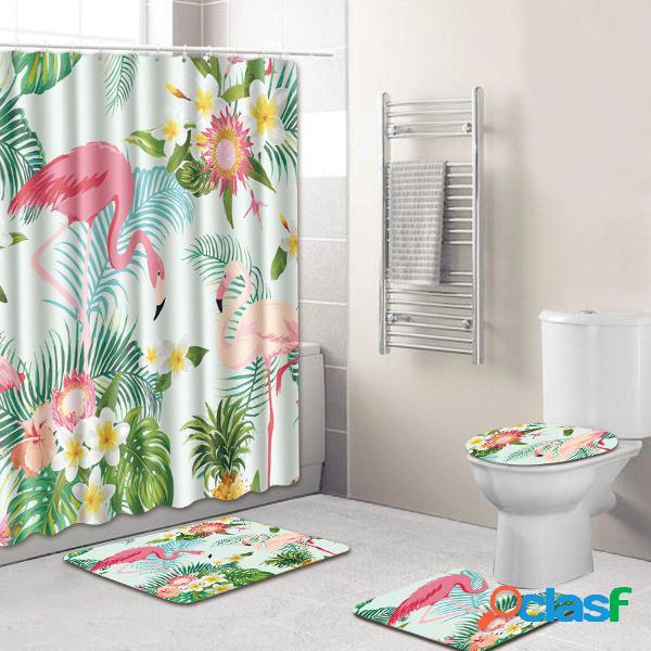 Set di tappetini da bagno per tappetino da bagno con