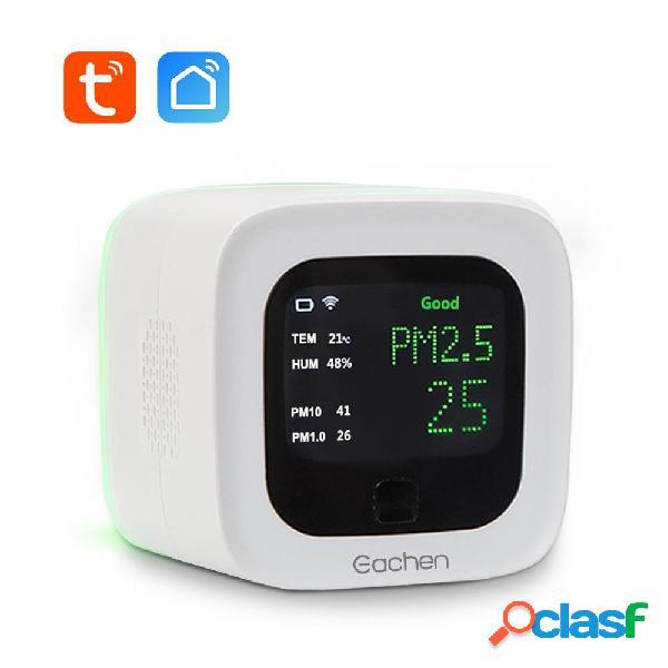 Smart WiFi PM2.5 e sensore di temperatura e umidità