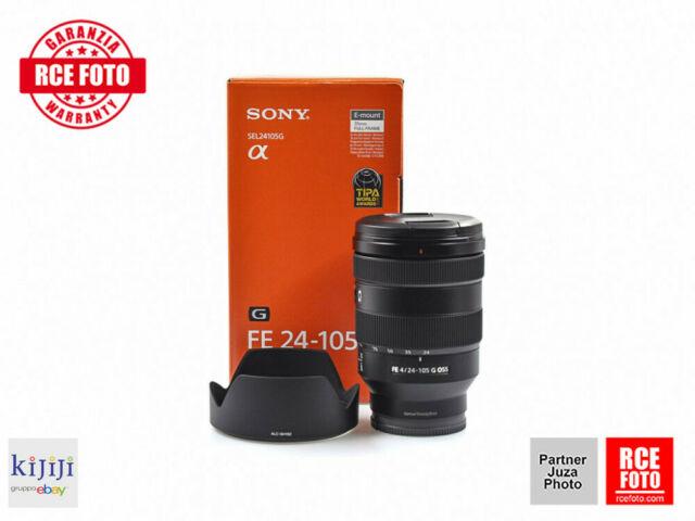 Sony FE  F4 G OSS - E Mount (Sony)