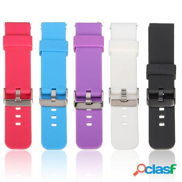 Sport Silicone Orologio Banda Cinturino per orologio Pebble