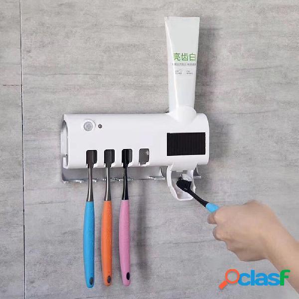 Spremiagrumi automatico di dentifricio in pasta per