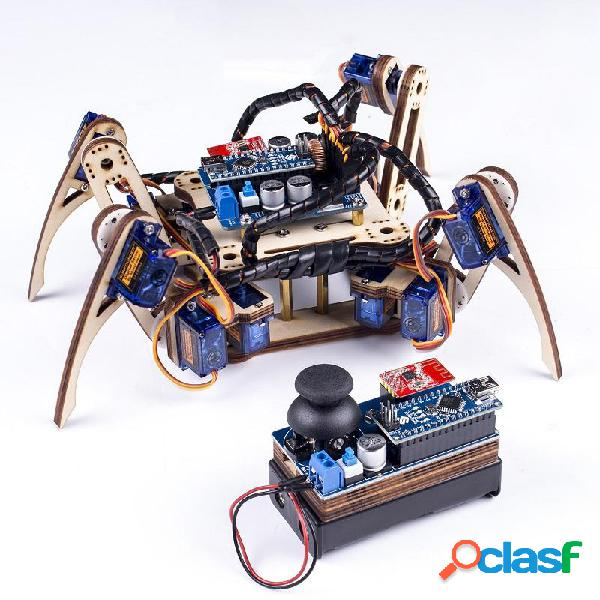 SunFounder SF-Crawling V2.0 remoto Robot di scansione