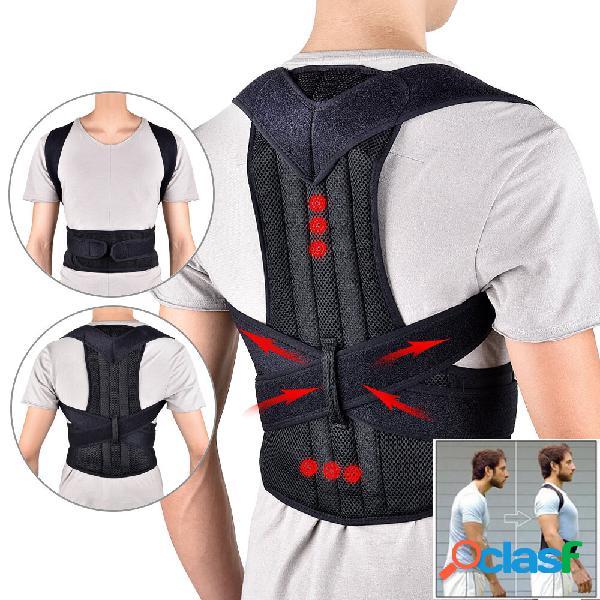 Supporto per la schiena regolabile Cintura Spallaccio per la