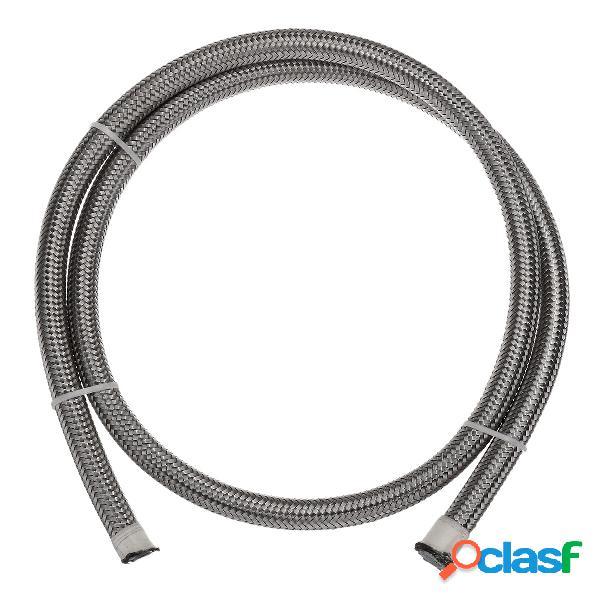 Tubo in tubo di acciaio inossidabile intrecciato in teflon