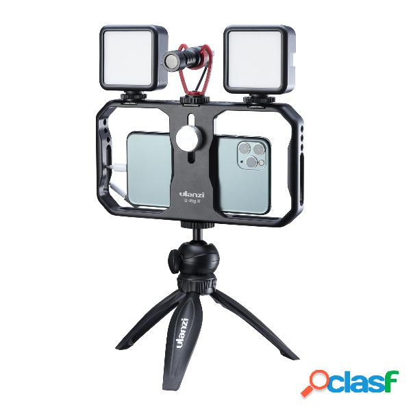 Ulanzi U-Rig II Metal Universal Phone Video Rig Hand Stabil