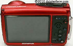 Vendo macchina fotografica digitale olympus μ