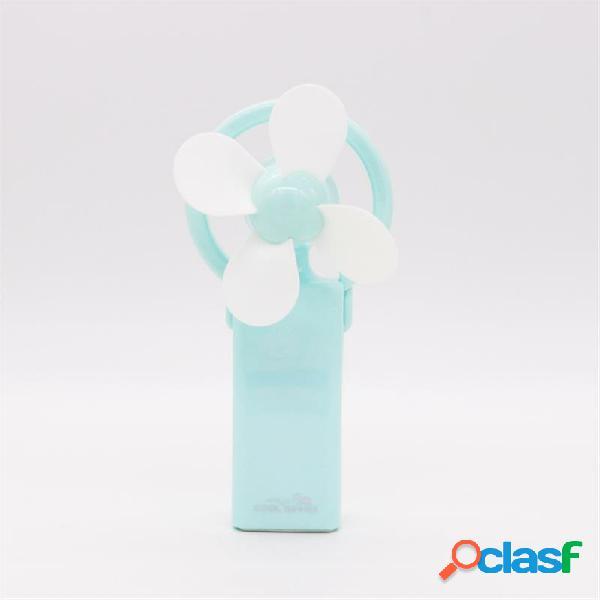 Ventilatore portatile Mini USB portatile con forte vento