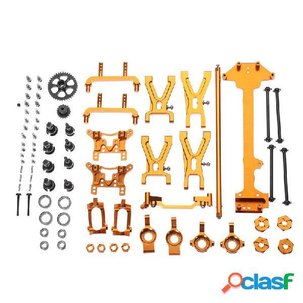 WLtoys 1/18 A949 A959 A969 A979 K929 Kit parti metalliche