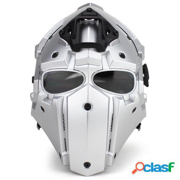 WoSporT Casco integrale modulare Casque protettivo per