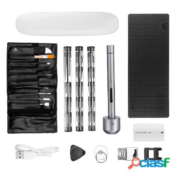 Wowstick 1+ Precision Electric cacciavite Set Kit di