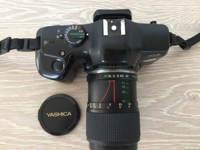 YASHICA macchina fotografica