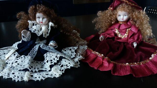 Bambola originale CAPODIMONTE