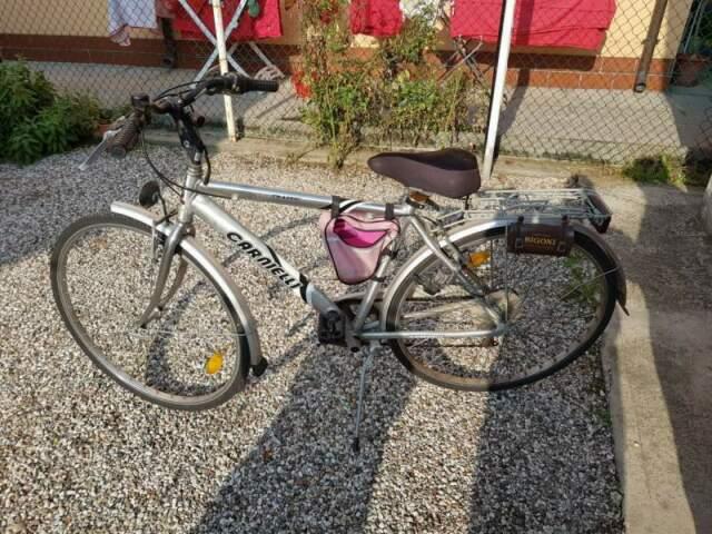 Bicicletta uomo CARNIELLI praticamente nuova