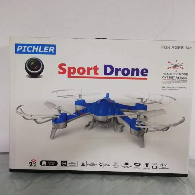 Pichler Drone sport 400 con scatola originale!