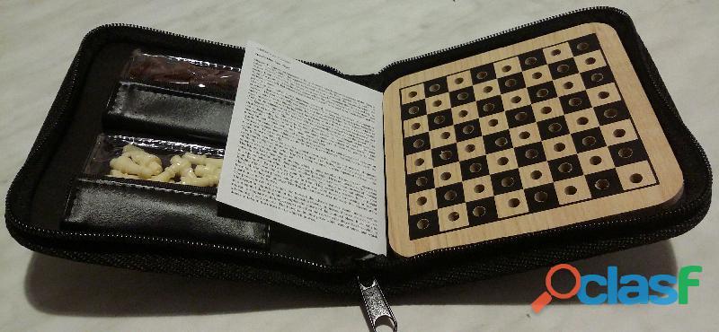 Scacchi portatili Royal Collection Group scacchiera