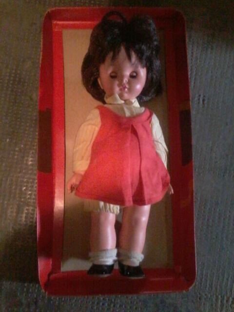Bambole furga carolina e mariannina e altra bambola cm 15