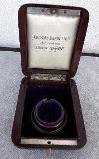 Custodia D'antan-Vintage per orologio da tasca monachina