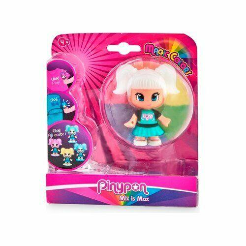 Famosa - Bambola Colori Magici Pinypon  Assortito