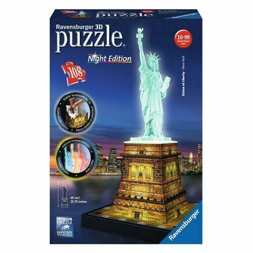 Il famosissimo monumento diventa un puzzle 3D Building che