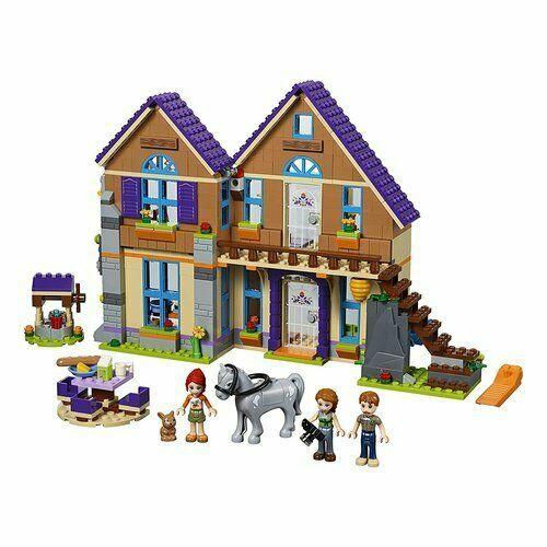 Includes 3 mini-doll: Mia LEGO Friends, la madre Ann e il