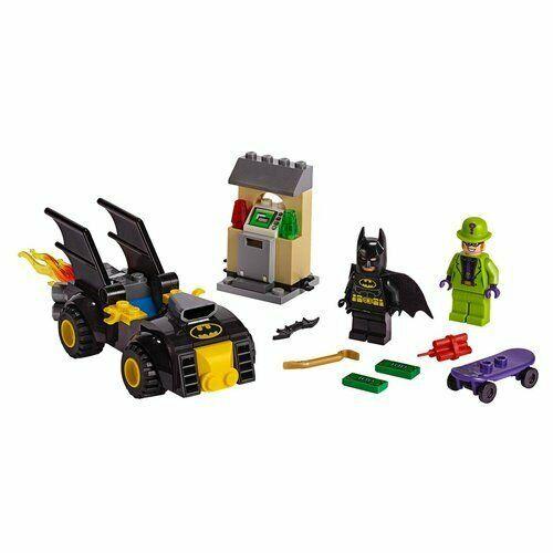 Lego - Costruzioni Batman e la rapina dell'Enigmista