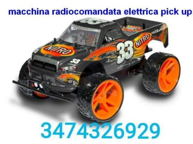 Macchina radiocomandato Pick-up