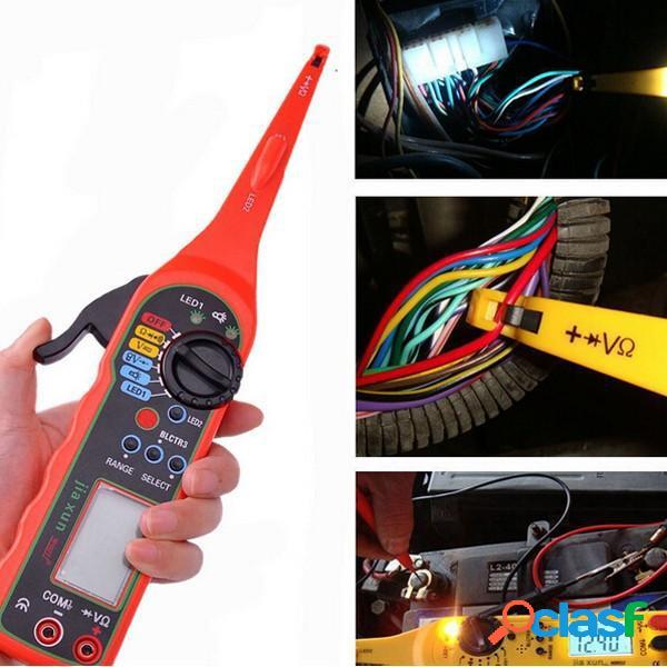 0-380v multi-funzione strumento lampada del circuito di auto