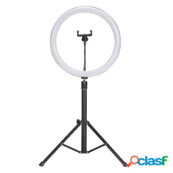 1 Set Flash LED Fill Light Supporto da tavolo rimovibile per