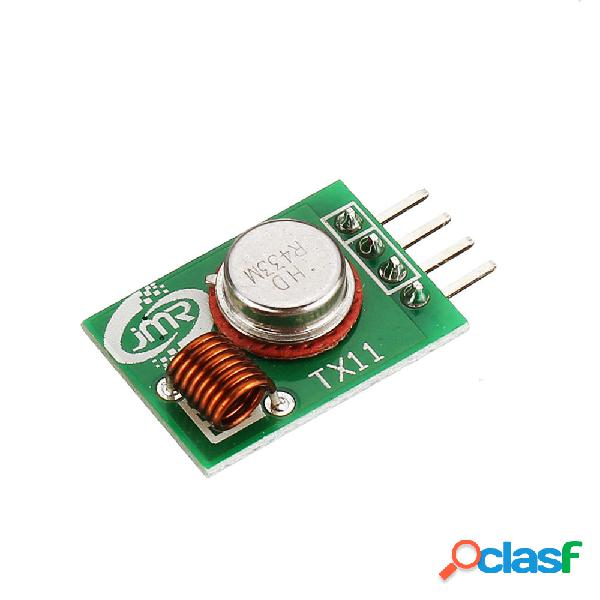 10 pz 433MHZ RICHIEDI Modulo di trasmissione wireless TX11