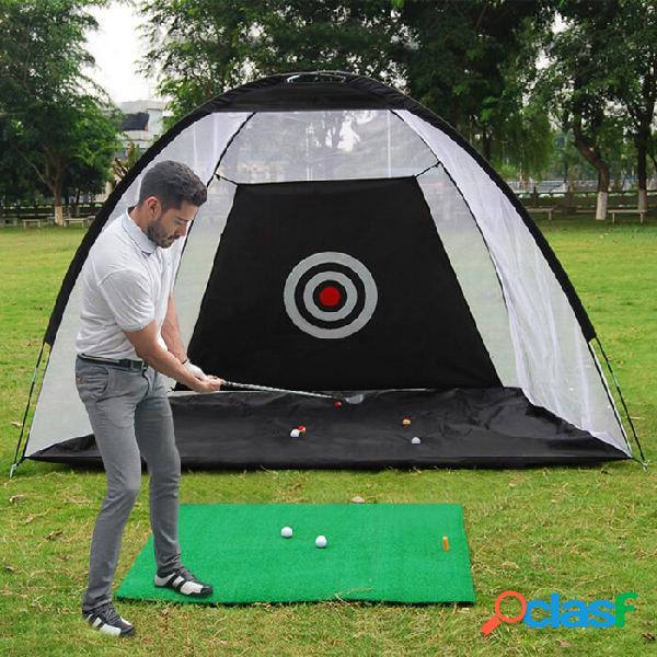 10FT / 7FT Rete da golf Aiuti per lallenamento Pratica